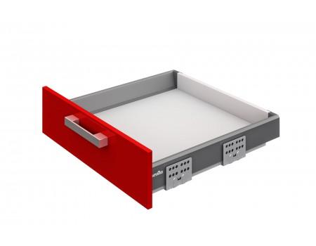 Кухонный ящик с доводчиком B-BOX SB04GRPH.1/350