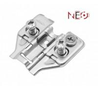 Планка NEO H5030 с предустановленными евровинтами