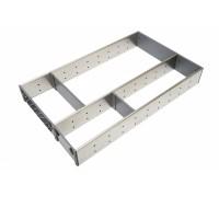 Вкладка под столовые приборы -делитель PC06/GR/290x472
