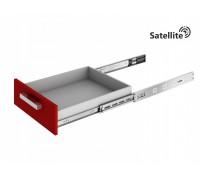 Шариковые направляющие Satellite DB4505Zn/350 с доводчиком