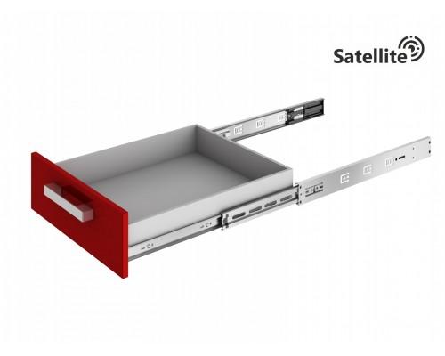 Шариковые направляющие Satellite DB4505Zn/400 с доводчиком