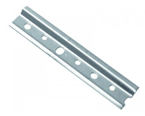 Шина монтажная L=2 м., цинк для навески верхних кухонных шкафов
