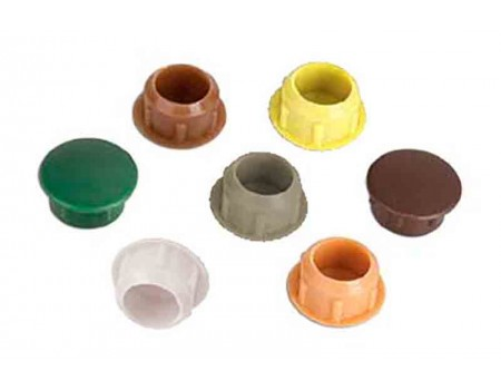 Заглушка для отверстий 8 мм., 10 цветов