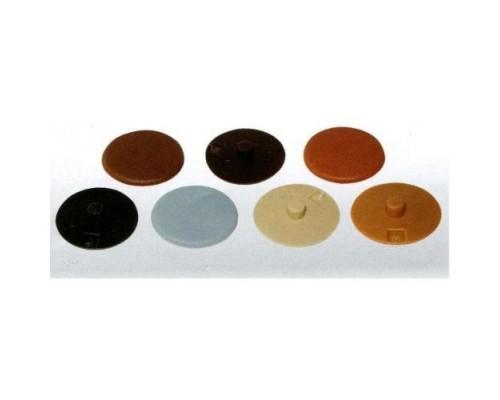Заглушка эксцентрика, цвета с 1 по 23
