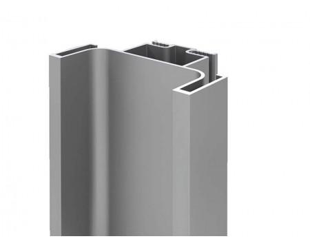 Прфиль GOLA для кухонь C-образный вертикальный для верхних модулей и пеналов можно купить недорого в магазине Титаниум