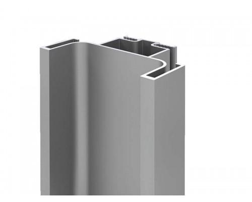 Прфиль GOLA для кухонь C-образный вертикальный для верхних модулей (+выбрать цвет)