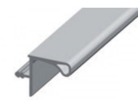 Прфиль GOLA для кухонь Ручка врезная Г-образная для верхних модулей можно купить недорого в магазине Титаниум