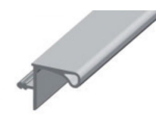 Прфиль GOLA для кухонь Ручка врезная Г-образная для верхних модулей  (+выбрать цвет)