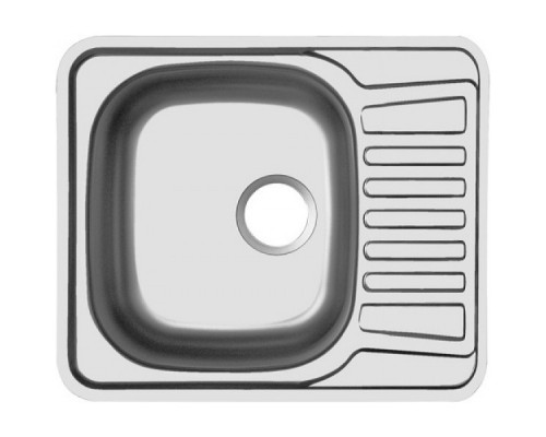 Мойка UKINOX врезная серии Комфорт CO*580.488 модель COL580.488 -GT8K 1R
