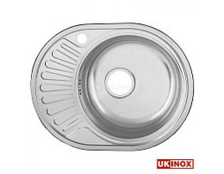 Мойка UKINOX врезная серии Фаворит FA*577.447 модель FAL577.447 -GT8K 1R