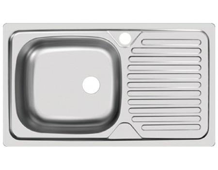Мойка UKINOX врезная серии Классика CL*760.435 модель CLM760.435 -W6K 1R