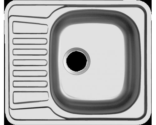 Мойка UKINOX врезная серии Комфорт CO*580.488 модель COP580.488 -GT8K 1R