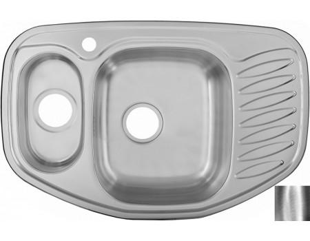 Мойка UKINOX врезная серии Комфорт CO*776.507 15 модель COL776.507 15 GT8K 1C