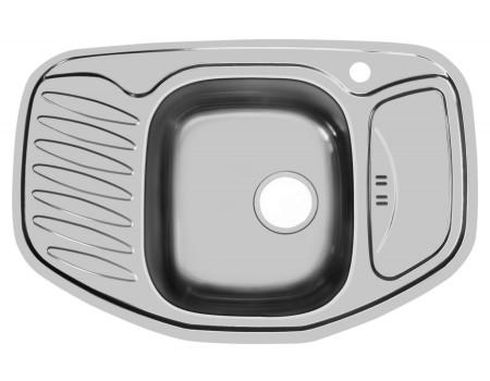 Мойка UKINOX врезная серии Комфорт CO*776.507 модель COP776.507 -GW8K 2C