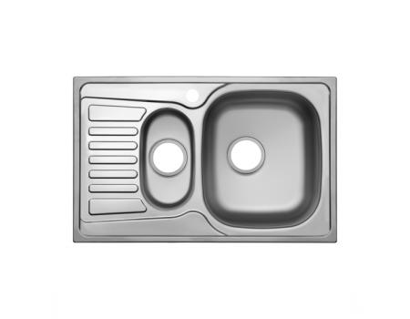 Мойка UKINOX врезная серии Комфорт CO*780.480 15GT8K модель COL780.480 15GT8K 1R