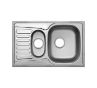 Мойка UKINOX врезная серии Комфорт CO*780.480 15GT8K модель COP780.480 15GT8K 1R