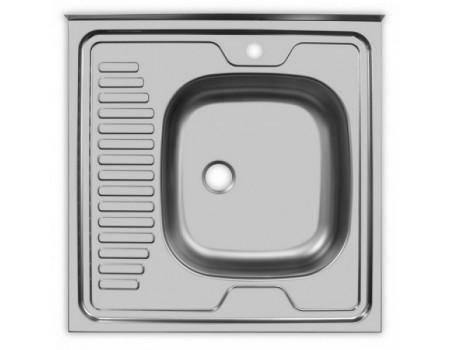 Мойка UKINOX накладная серии Стандарт ST*600.602 модель STD600.600 -5C 0R-