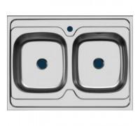 Мойка UKINOX накладная серии Стандарт STM800.600 20 модель STM800.600 20-5C 3C-